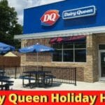Dairy Queen holiday hours