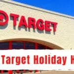 Target Holiday Hours