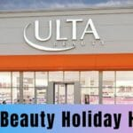 ULTA Beauty Holiday Hours