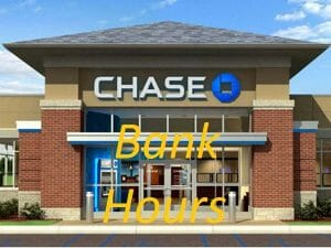 Chase Bank Holiday Hours