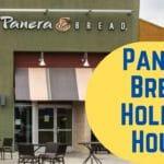 Panera Bread Holiday Hours