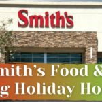 Smith's Food & Drug Holiday Hours